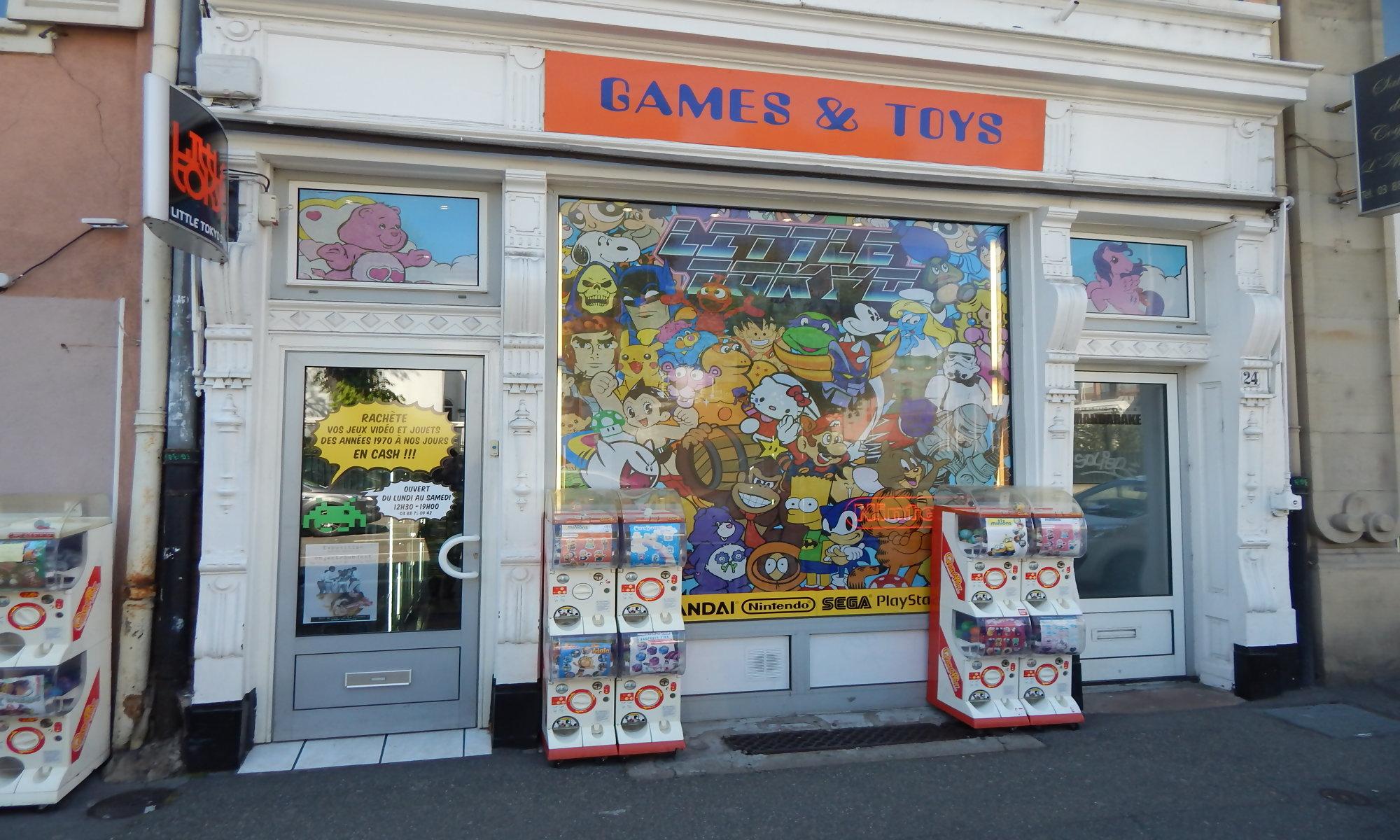Boutique Little Tokyo