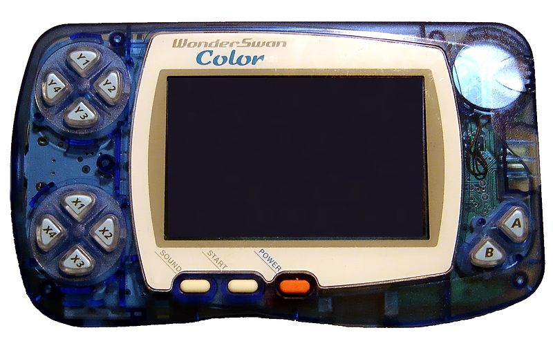 Bandai WonderSwan Color