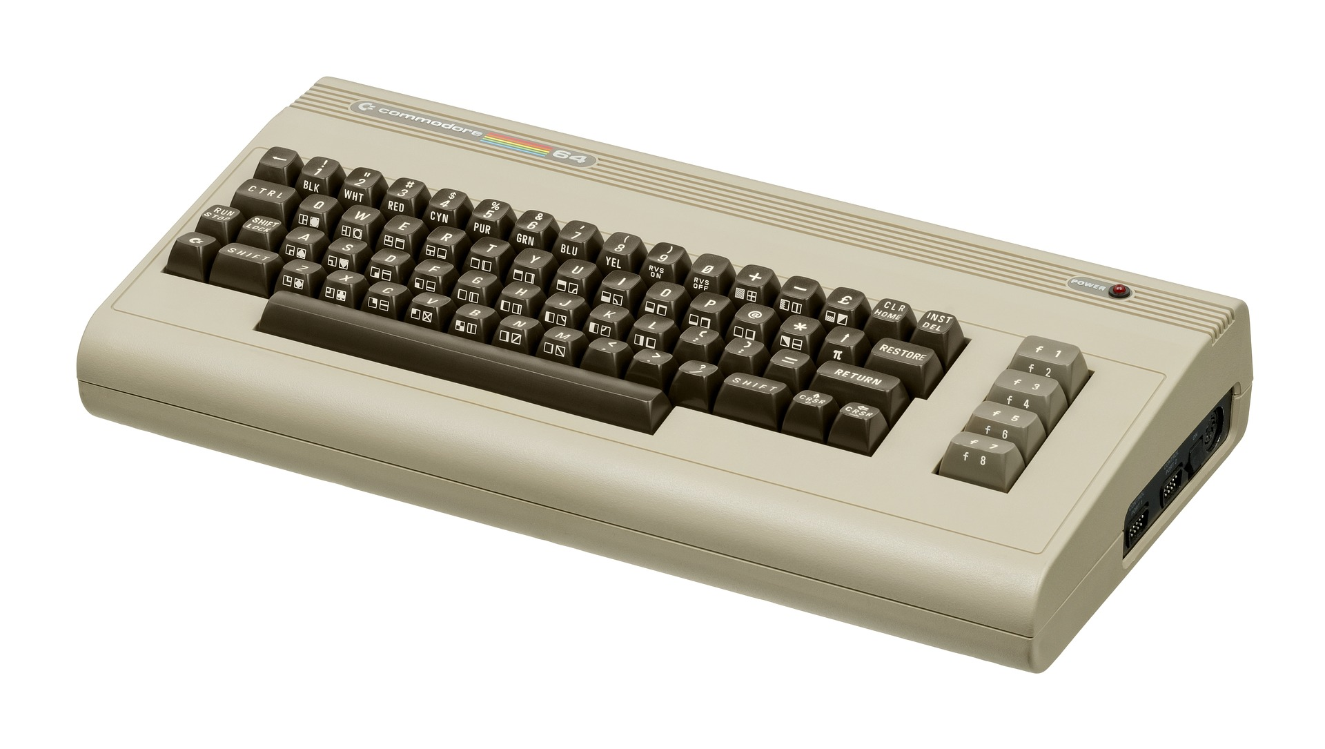 La Commodore 64