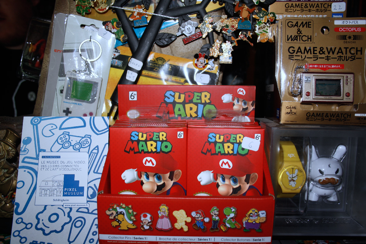 Goodies Nintendo