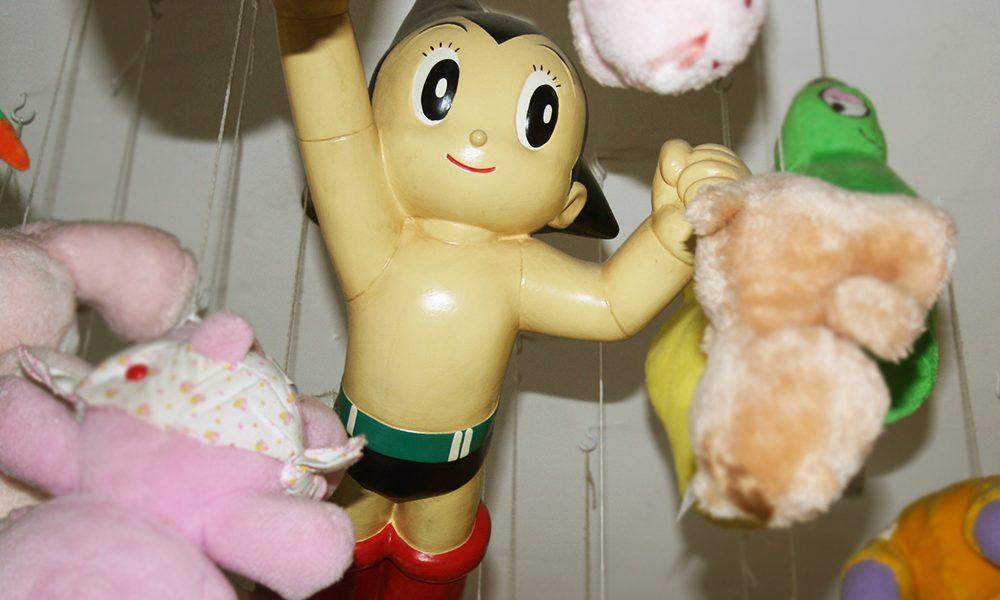 Peluche Astroboy