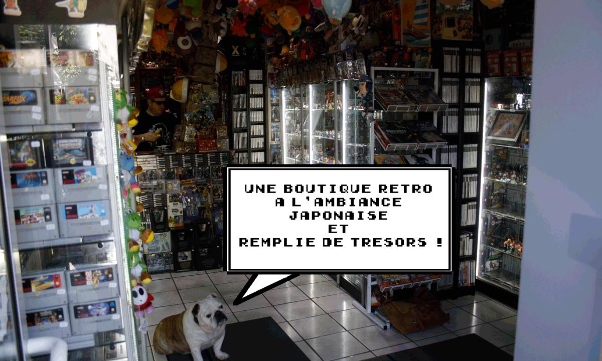little tokyo boutique Strasbourg