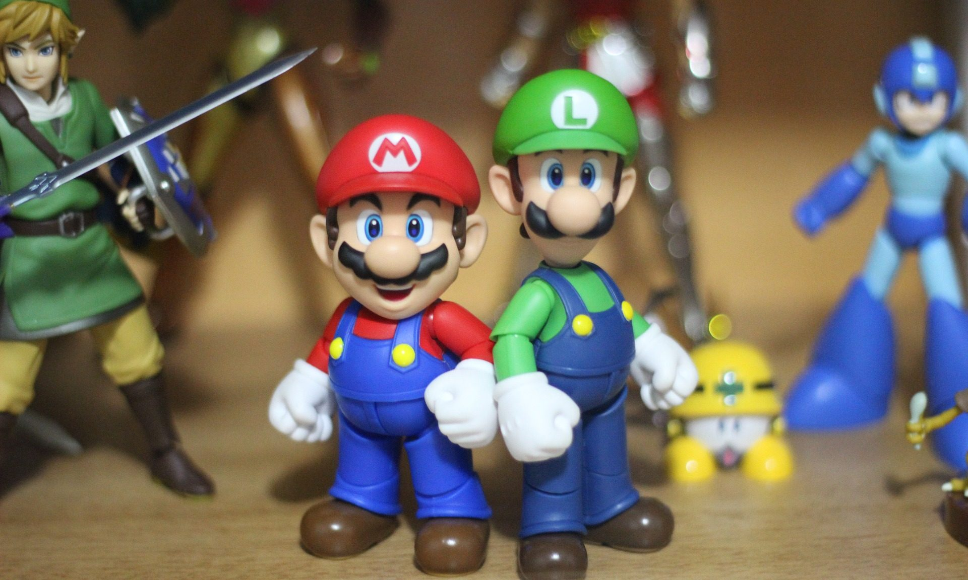 Figurines Nintendo