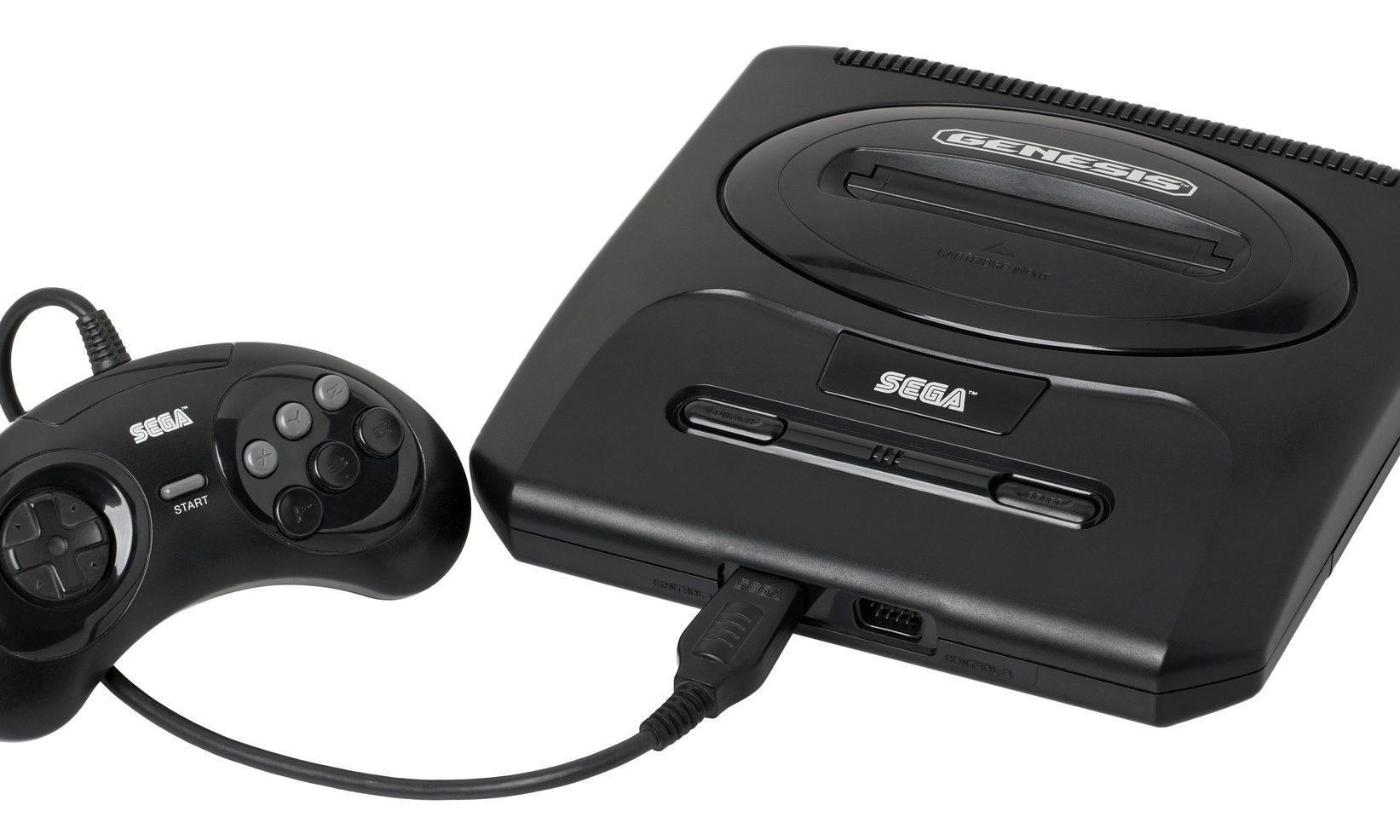 Sega Megadrive (Genesis)